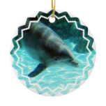 Common Dolphin Ornament