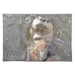 Otter Back Float Cloth Placemat