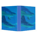 Pair of Sharks Binder
