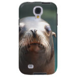 Sea Lion with Whiskers Galaxy S4 Case