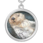 Sea Otter Necklace