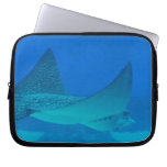 Stingrays Laptop Sleeve